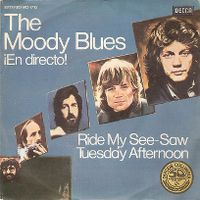 Cover The Moody Blues - Ride My See-Saw [Live]